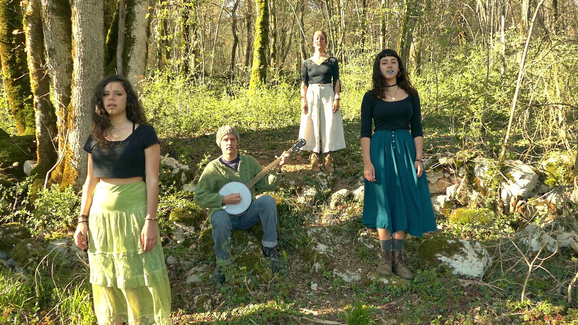 Same sang – Quartet Familial